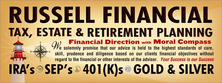 Russell Financial Services | Retirement Planning | Lottery Winnings